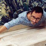El animador Eduardo Fuentes: Soy un fan de Vegeta