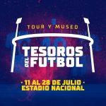 Los tesoros del fútbol del 11 al 28 de julio