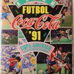 Álbum Copa América y Campeonato nacional 1991 - Salo / Coca Cola
