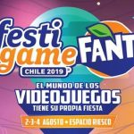 FestiGame 2019 (2,3 y 4 de agosto 2019)