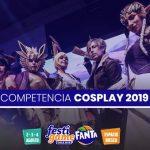 Competencia Cosplay FestiGame Fanta 2019