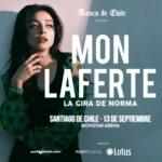 Mon Laferte en Movistar Arena: 13 de septiembre 2019