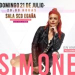 Simone Weber y los clasicos del anime en concierto (21/07/19)