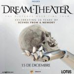 Dream Theater vuelve en diciembre por los 20 años de Metropolis PT. 2