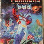 Álbum Los Transformers – Edialbum