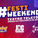 ¡Atención: Este fin de semana se desarrollará el Primer FestiWeekend!