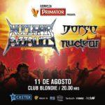 Nuclear Assault / Dorso / Nuclear