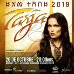 Tarja en Chile 2019