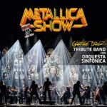 Espectáculo sinfónico de Metallica llegará a Chile en Septiembre