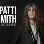 Patti Smith and her band en Chile