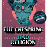 The Offspring y Bad Religion aterrizarán juntos en Chile
