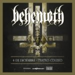 Behemoth regresa a Chile este 2019