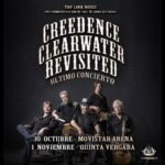 Creedence Clearwater Revisited regresa a Chile