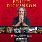 Bruce Dickinson en Chile, show conversatorio
