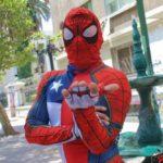 Entretenida entrevista con el estúpido y sensual Spiderman