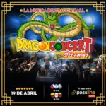 DRAGON CONCERT LIVE STREAMING  19 abril 2020