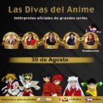 Divas del Anime se presentará para toda Latinoamérica en un concierto imperdible