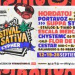 La Vitrina y Hortitec presentan: Festival Sativa Cypher, la primera exhibición de MC'S online en Chile