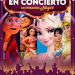 Disney en concierto un streaming mágico