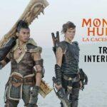 Trailer Monster Hunter - La Cacería comienza