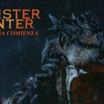 Monster Hunter - Rathalos llega