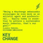 Keychange: La red global para la igualdad de género y sostenibilidad en la industria musical ya tiene representación en Chile