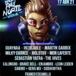 """Tecate Pa'l norte"" El primer festival virtual de América"