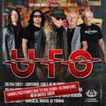 Se pospone la gira de UFO en latinoamérica