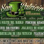 San Patricio live Streaming latinoamérica 21 marzo 2021