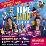 Concierto Anime Latin Festival se reagenda para el 8 de agosto, Día del Niño en Chile y Uruguay