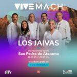 Los Jaivas se presentarán desde San Pedro de Atacama en un concierto virtual