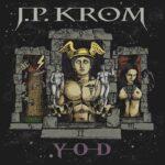 J.P. Krom lanza su nuevo EP YOD, a través de plataformas digitales