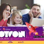 Debuta Toy Con Chile, el live streaming shopping de la industria del juguete