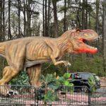 Parque Jurásico Dinosaurios Auto-Tour, El evento que hará rugir Santiago