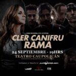 ROCK: REAGENDAMIENTO CLER CANIFRU + RAMA Viernes 24 de Septiembre