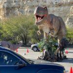 """Los secretos y novedades que trae el mega evento """"Dinosaurios Auto Tour"""": Desde el 29 de octubre al 20 de diciembre en Espacio Riesco"""