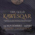 """ROCK: Ives Gullé """"Husar"""" en show de larga duración en teatro Caupolicán"""