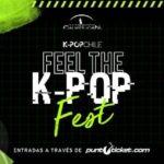 """El K-POP regresa este 2021 a Teatro Caupolicán con """"Feel The K-Pop Fest"""""""